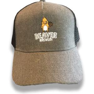 Beaver Brewery Snapback Trucker Cap